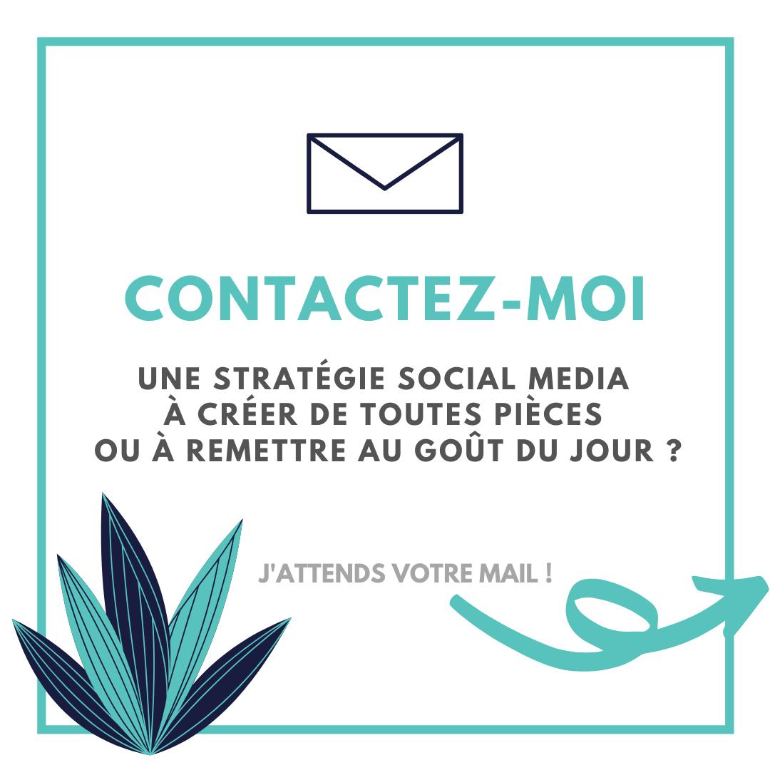 Contact - Elise Fauvel, Community Manager à Lille freelance
